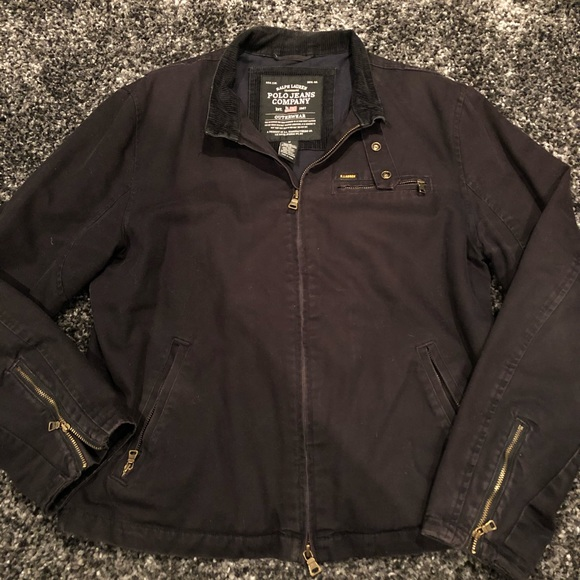 Ralph Lauren Polo Jean Jacket
